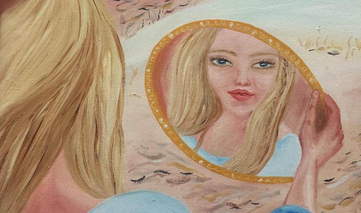 Oglinzile Eseniene - Pictură - Laura Ștefănescu